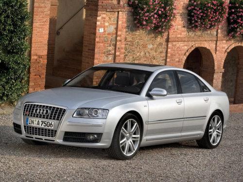 Фото автомобиля Audi S8 D3, ракурс: 45
