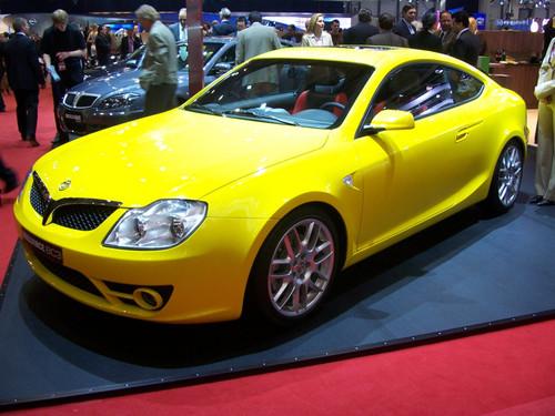 Фото автомобиля Brilliance M3 1 поколение, ракурс: 45