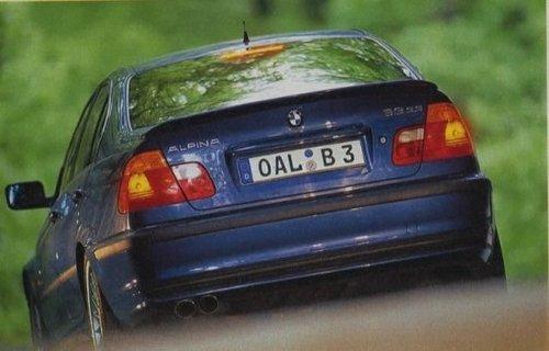Фото автомобиля Alpina B3 E46, ракурс: 135