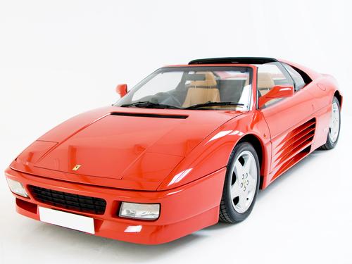 Фото автомобиля Ferrari 348 1 поколение, ракурс: 315