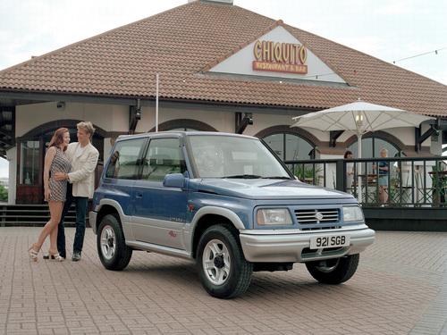 Фото автомобиля Suzuki Vitara ET,TA, ракурс: 315