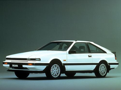 Фото автомобиля Nissan Silvia S12, ракурс: 45