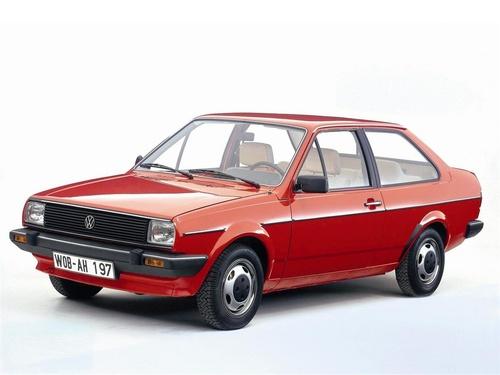 Фото автомобиля Volkswagen Derby 2 поколение, ракурс: 45