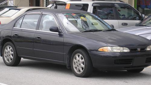 Фото автомобиля Proton Perdana 1 поколение, ракурс: 315
