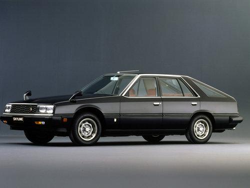 Фото автомобиля Nissan Skyline R30, ракурс: 45