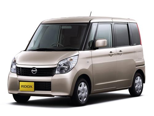 Фото автомобиля Nissan Roox 1 поколение, ракурс: 45