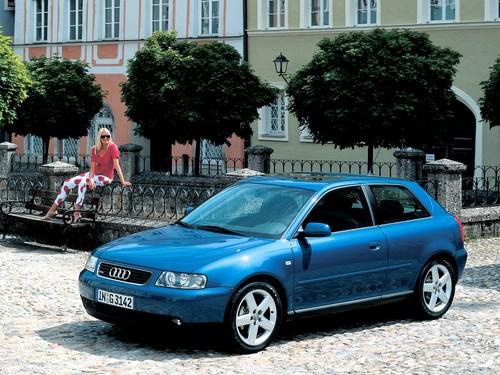 Фото автомобиля Audi A3 8L [рестайлинг], ракурс: 45