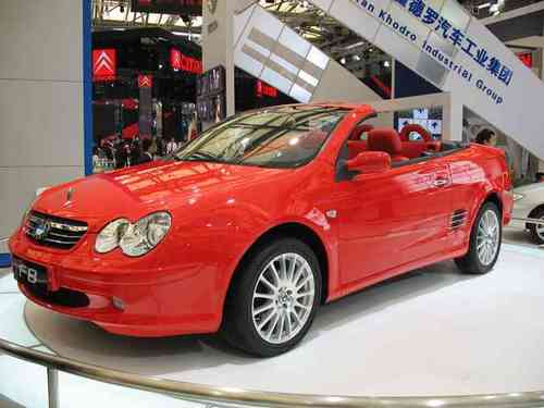 Фото автомобиля BYD F8 1 поколение, ракурс: 45