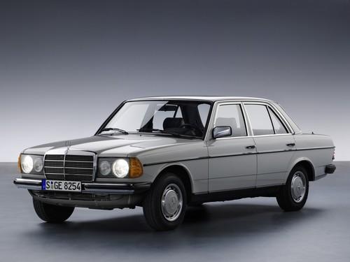 Фото автомобиля Mercedes-Benz E-Класс W123, ракурс: 45