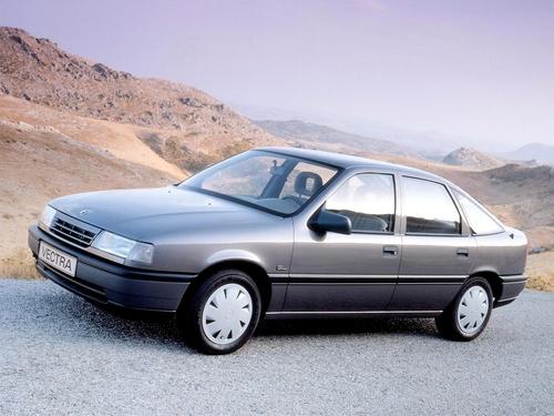 Фото автомобиля Opel Vectra A, ракурс: 45
