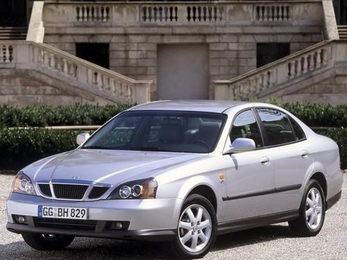 Фото автомобиля Daewoo Magnus 1 поколение, ракурс: 45