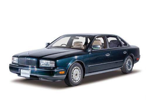 Фото автомобиля Nissan President HG50, ракурс: 45