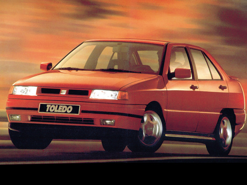 Фото автомобиля SEAT Toledo 1 поколение, ракурс: 45