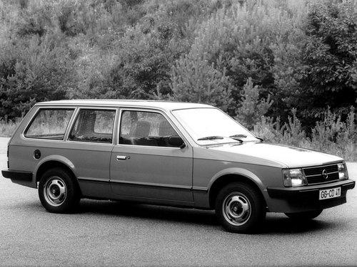 Фото автомобиля Opel Kadett D, ракурс: 315