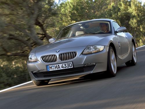 Фото автомобиля BMW Z4 E85/E86 [рестайлинг], ракурс: 45