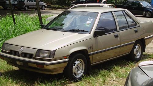 Фото автомобиля Proton Saga 1 поколение, ракурс: 45