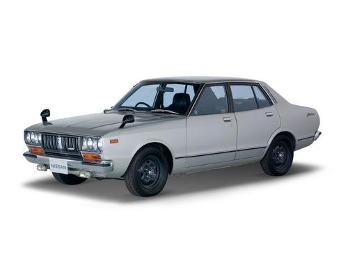 Фото автомобиля Nissan Bluebird 810, ракурс: 45