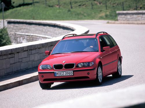 Фото автомобиля BMW 3 серия E46 [рестайлинг], ракурс: 45