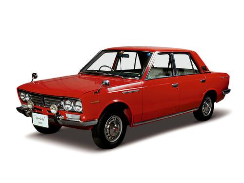 Фото автомобиля Nissan Laurel C30, ракурс: 45