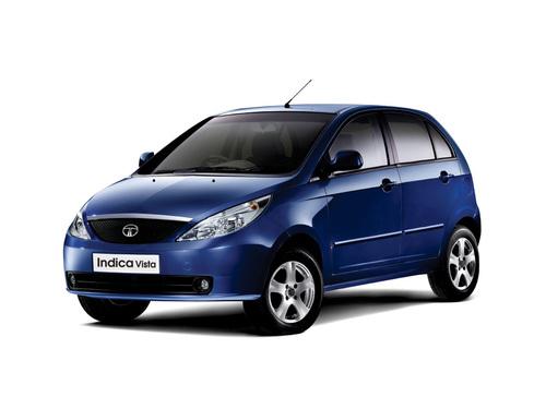 Фото автомобиля Tata Indica 2 поколение, ракурс: 45