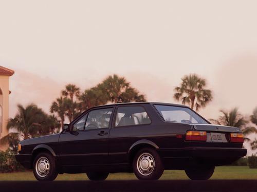 Фото автомобиля Volkswagen Fox 1 поколение [рестайлинг], ракурс: 135