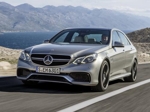 Фото автомобиля Mercedes-Benz E-Класс W212/S212/C207/A207 [рестайлинг], ракурс: 45 цвет: серый