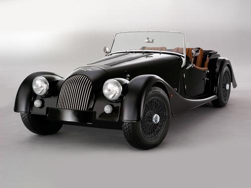 Фото автомобиля Morgan Plus 4 1 поколение, ракурс: 315