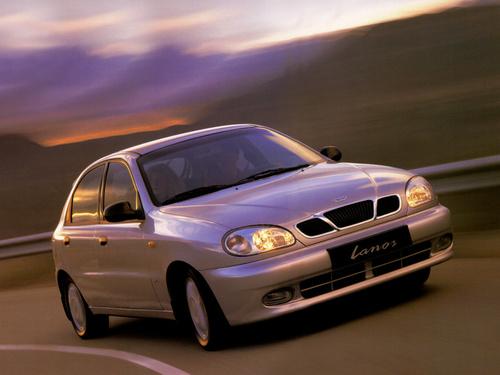 Фото автомобиля Daewoo Lanos T100, ракурс: 315