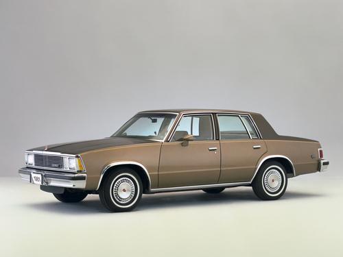 Фото автомобиля Chevrolet Malibu 1 поколение [3-й рестайлинг], ракурс: 45