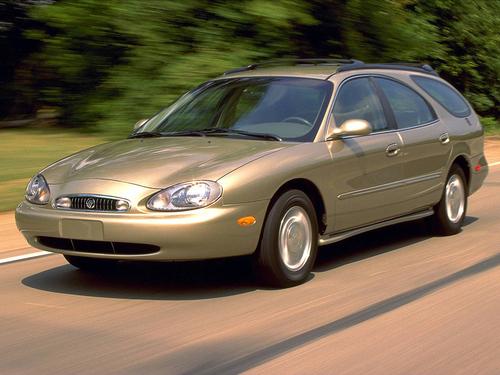 Фото автомобиля Mercury Sable 3 поколение, ракурс: 45