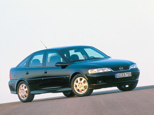Фото автомобиля Opel Vectra B [рестайлинг], ракурс: 315