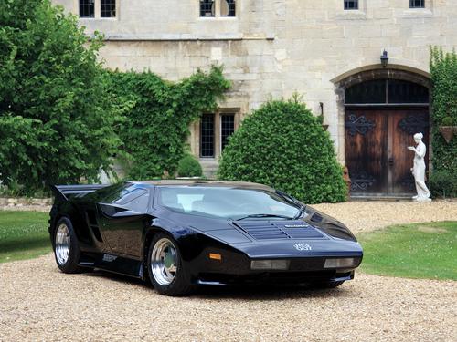 Фото автомобиля Vector W8 1 поколение, ракурс: 315