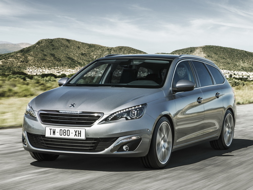 Фото автомобиля Peugeot 308 T9, ракурс: 45
