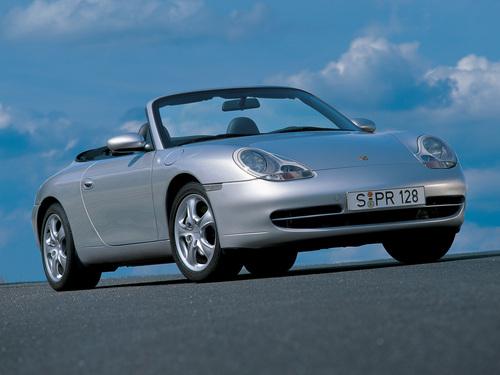 Фото автомобиля Porsche 911 996, ракурс: 315
