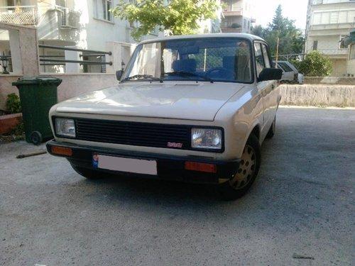 Фото автомобиля Tofas Serce 1 поколение, ракурс: 45