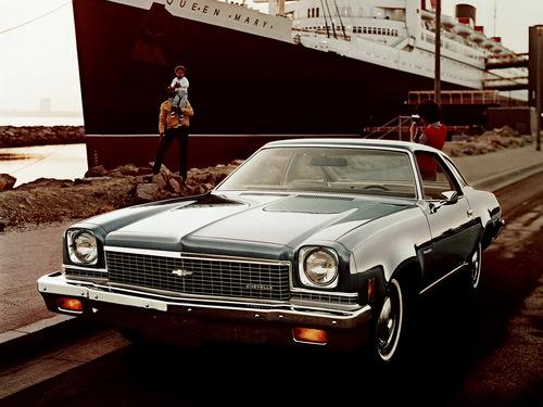 Фото автомобиля Chevrolet Chevelle 3 поколение, ракурс: 45