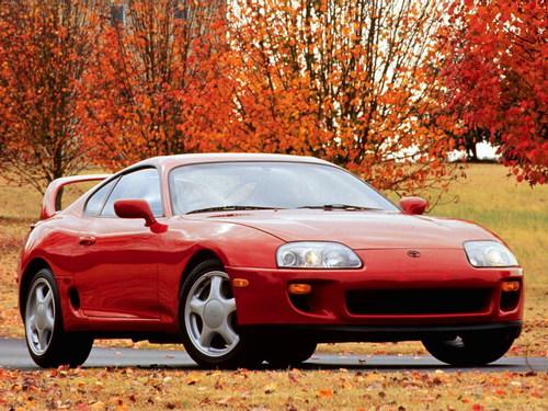 Фото автомобиля Toyota Supra Mark IV, ракурс: 315