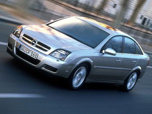 Фото автомобиля Opel Vectra C, ракурс: 45
