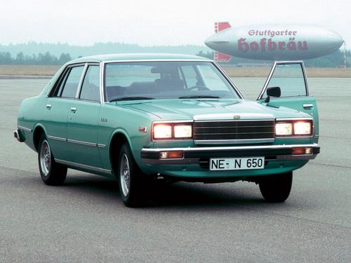 Фото автомобиля Nissan Laurel C231 [рестайлинг], ракурс: 315
