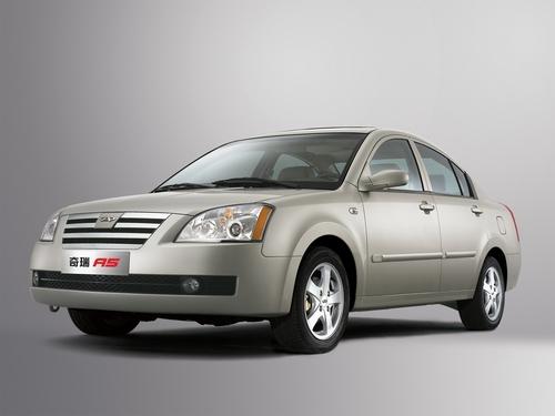 Фото автомобиля Chery Fora 1 поколение, ракурс: 45