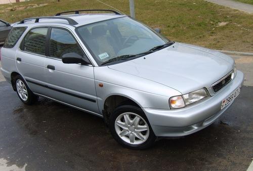 Фото автомобиля Suzuki Baleno 1 поколение, ракурс: 315