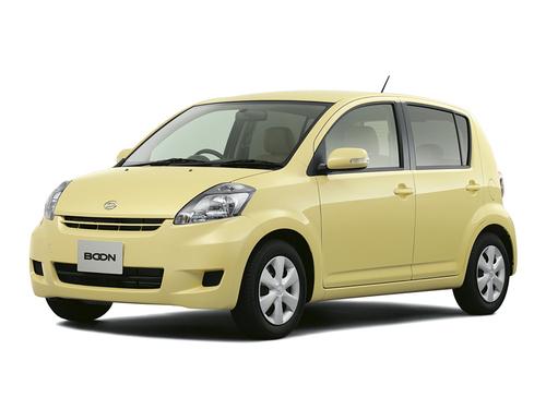 Фото автомобиля Daihatsu Boon 1 поколение, ракурс: 315
