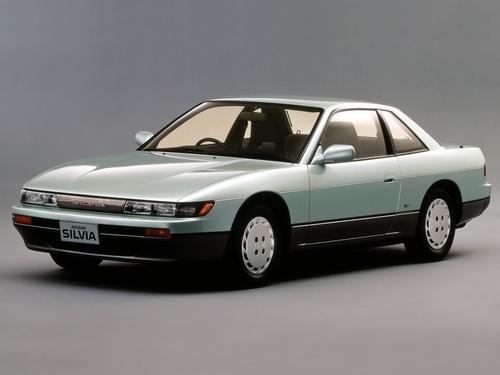 Фото автомобиля Nissan Silvia S13, ракурс: 45