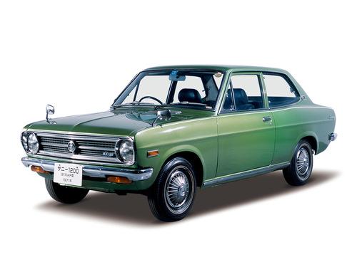 Фото автомобиля Nissan Sunny B110, ракурс: 45
