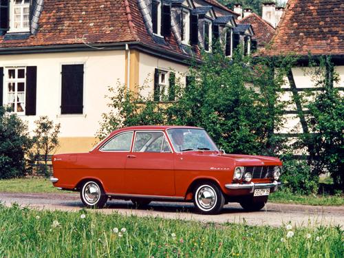 Фото автомобиля Opel Kadett A, ракурс: 315