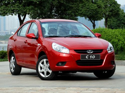 Фото автомобиля ТагАЗ C10 1 поколение, ракурс: 315 цвет: красный