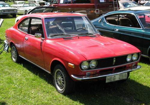 Фото автомобиля Mazda 616 1 поколение, ракурс: 315