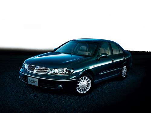 Фото автомобиля Nissan Bluebird G10 [рестайлинг], ракурс: 45