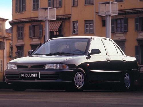 Фото автомобиля Mitsubishi Lancer VII, ракурс: 45