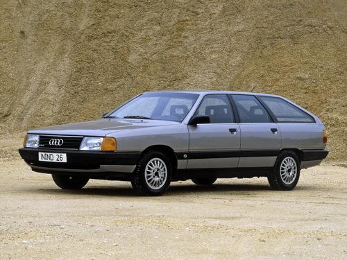 Фото автомобиля Audi 100 С3 [рестайлинг], ракурс: 45